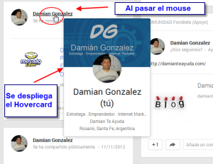 Google Plus Cambio El Tamaño De La Foto de Portada