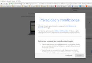 Como Crear Una Cuenta En Gmail - www.damianteayuda.com