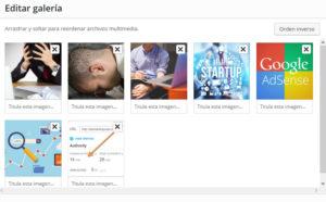 Galería De Imágenes En WordPress Con Efecto Lightbox - www.damianteayuda.com